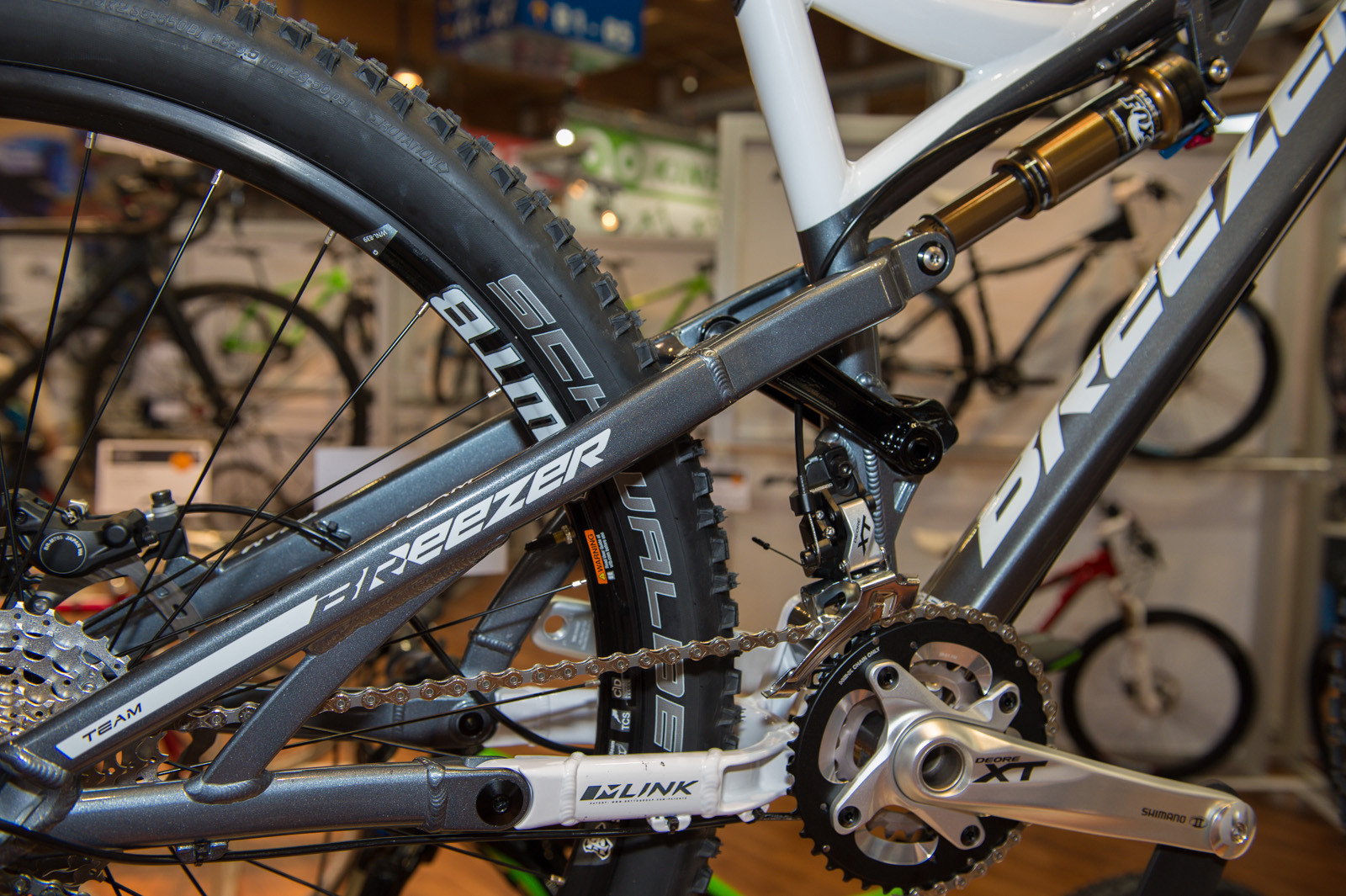 2014 Breezer Repack - 2014 Trail, All-Mountain & Enduro Bikes at Eurobike 2013 - Mountain Biking Pictures - Vital MTB