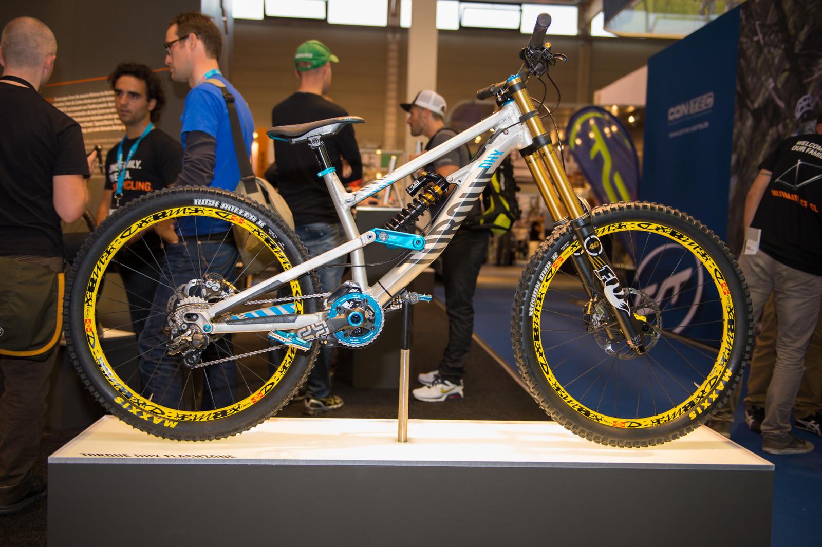 2014 Canyon Torque DHX DH Bike - 2014 Downhill Bikes at Eurobike 2013 - Mountain Biking Pictures - Vital MTB
