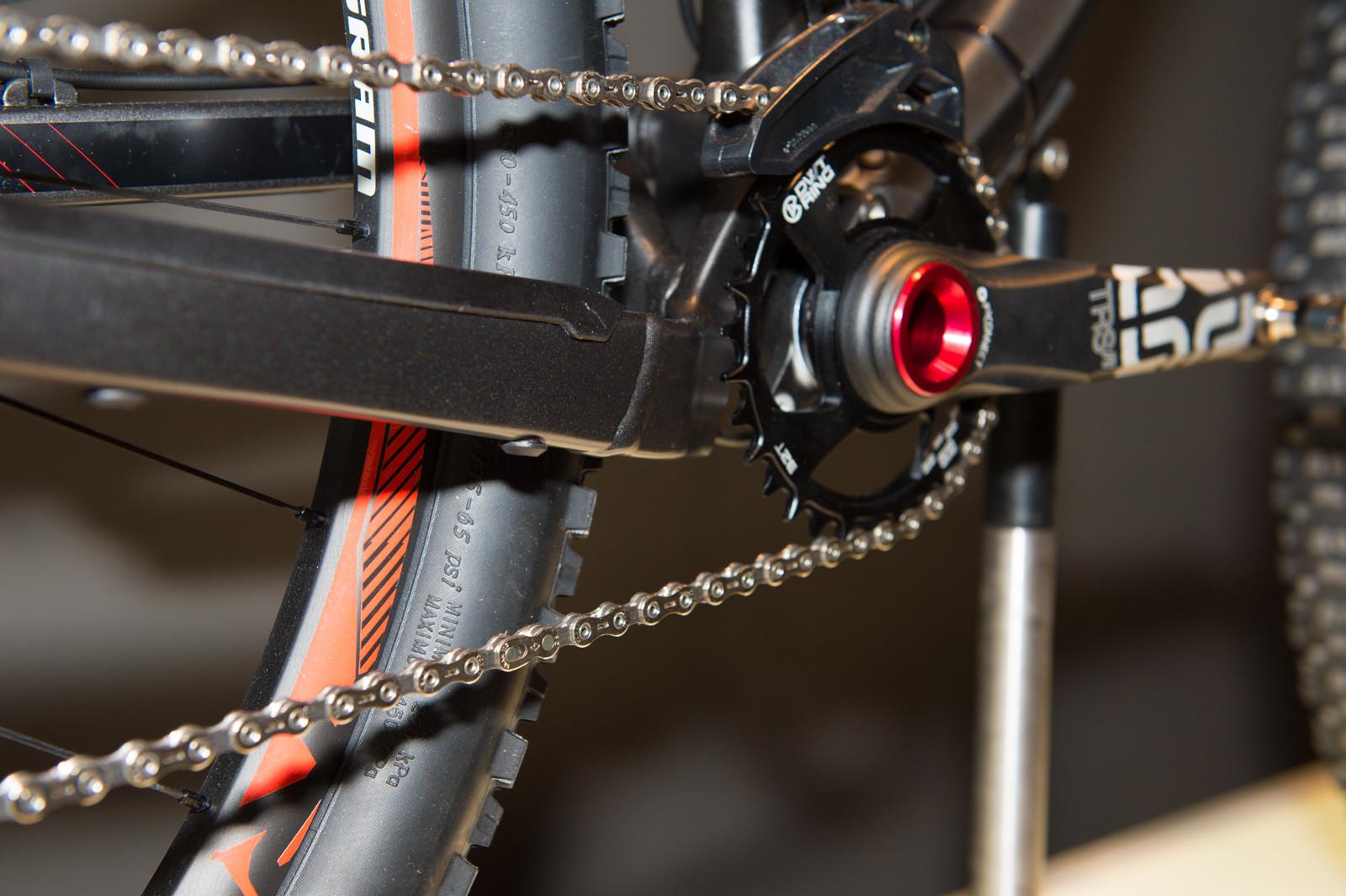 2014 Canyon Spectral Chainguide Boss - 2014 Trail, All-Mountain & Enduro Bikes at Eurobike 2013 - Mountain Biking Pictures - Vital MTB