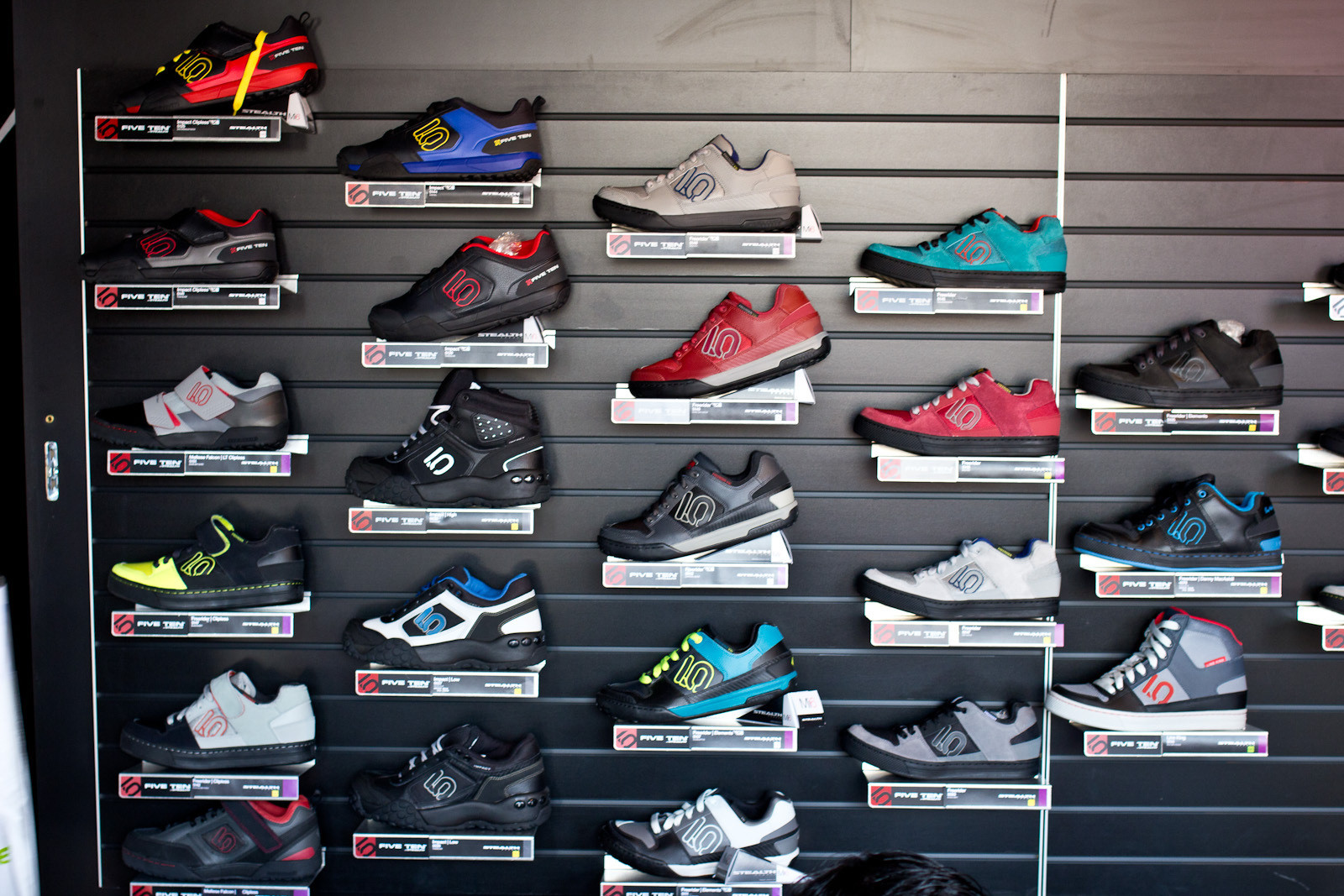 2014 Five Ten Shoe Colors - 2014 Mountain Bike Apparel & Protection at Eurobike 2013 - Mountain Biking Pictures - Vital MTB
