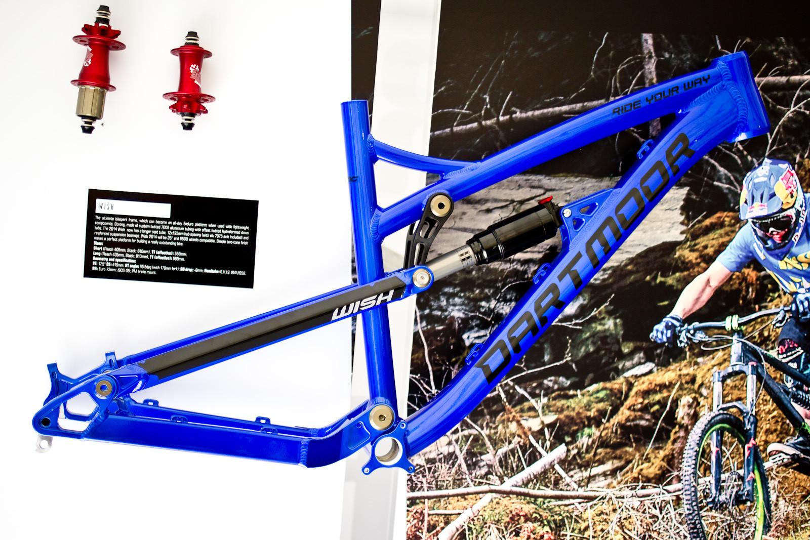 2014 Dartmoor Wish - 2014 Trail, All-Mountain & Enduro Bikes at Eurobike 2013 - Mountain Biking Pictures - Vital MTB