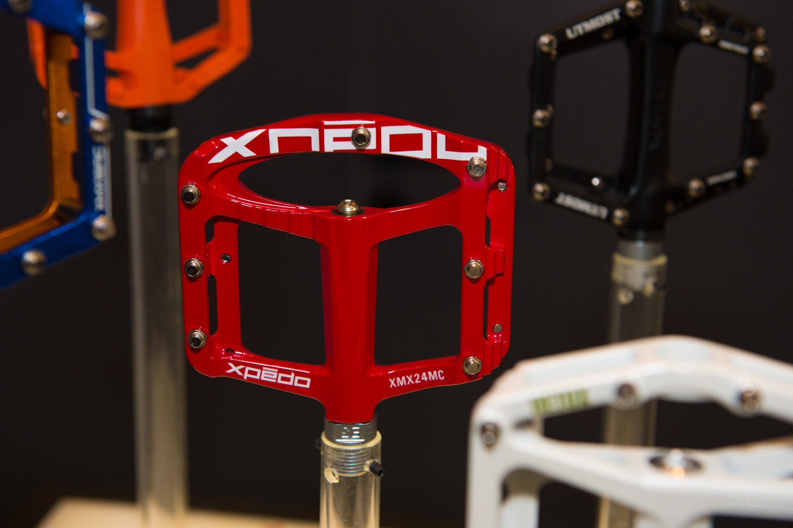 XPedo Spry Pedals - 2014 Mountain Bike Components at Eurobike 2013 - Mountain Biking Pictures - Vital MTB