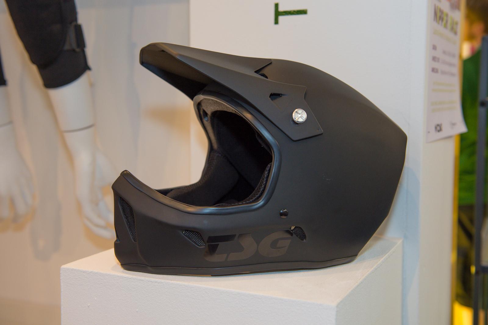 TSG Advance Composite Full-Face Helmet - 2014 Mountain Bike Apparel & Protection at Eurobike 2013 - Mountain Biking Pictures - Vital MTB