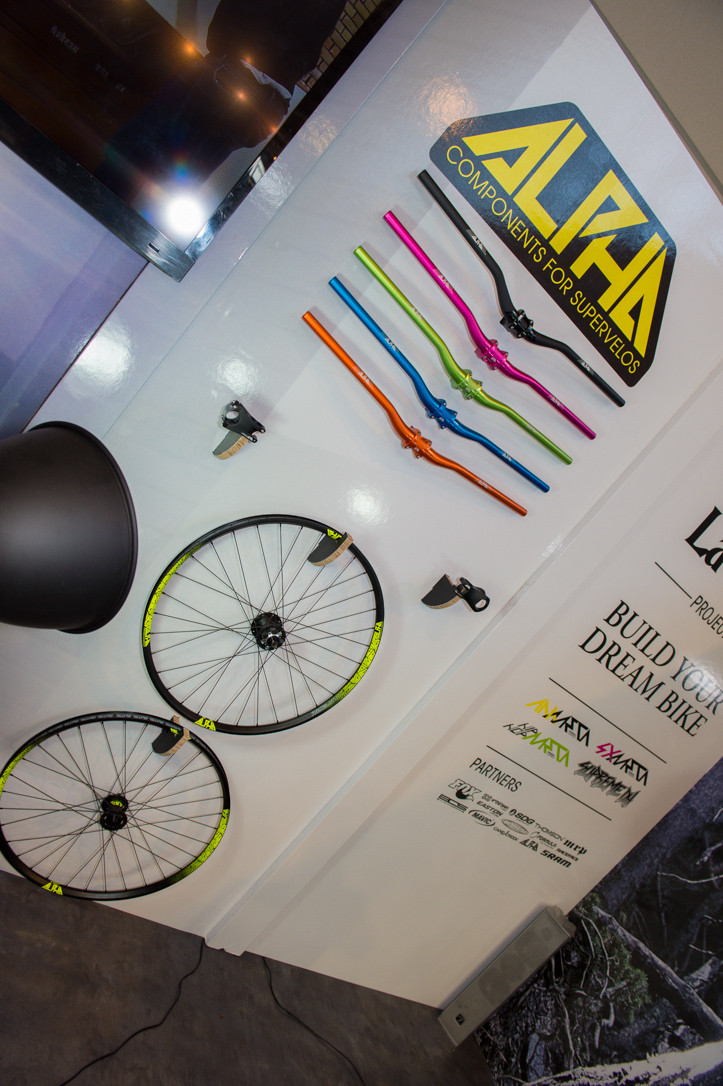 Commencal Alpha Components - 2014 Mountain Bike Components at Eurobike 2013 - Mountain Biking Pictures - Vital MTB