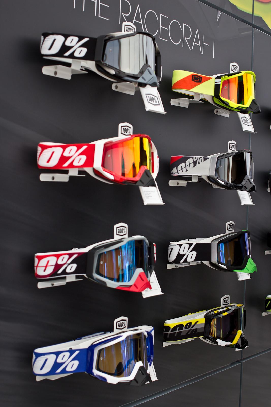 2014 100% Racecraft Goggles - 2014 Mountain Bike Apparel & Protection at Eurobike 2013 - Mountain Biking Pictures - Vital MTB