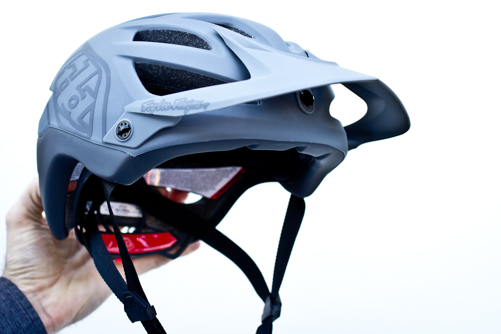 2014 Troy Lee Designs Drone A1 Helmet - 2014 Mountain Bike Apparel & Protection at Eurobike 2013 - Mountain Biking Pictures - Vital MTB