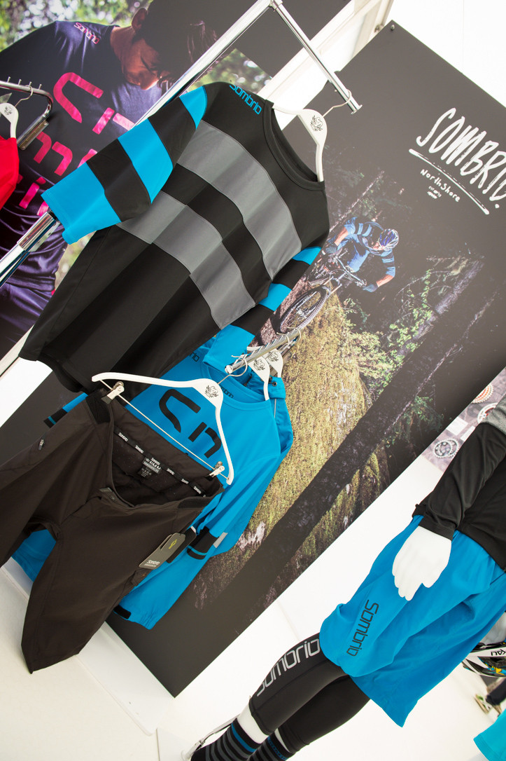 2014 Sombrio Realto and Loline - 2014 Mountain Bike Apparel & Protection at Eurobike 2013 - Mountain Biking Pictures - Vital MTB