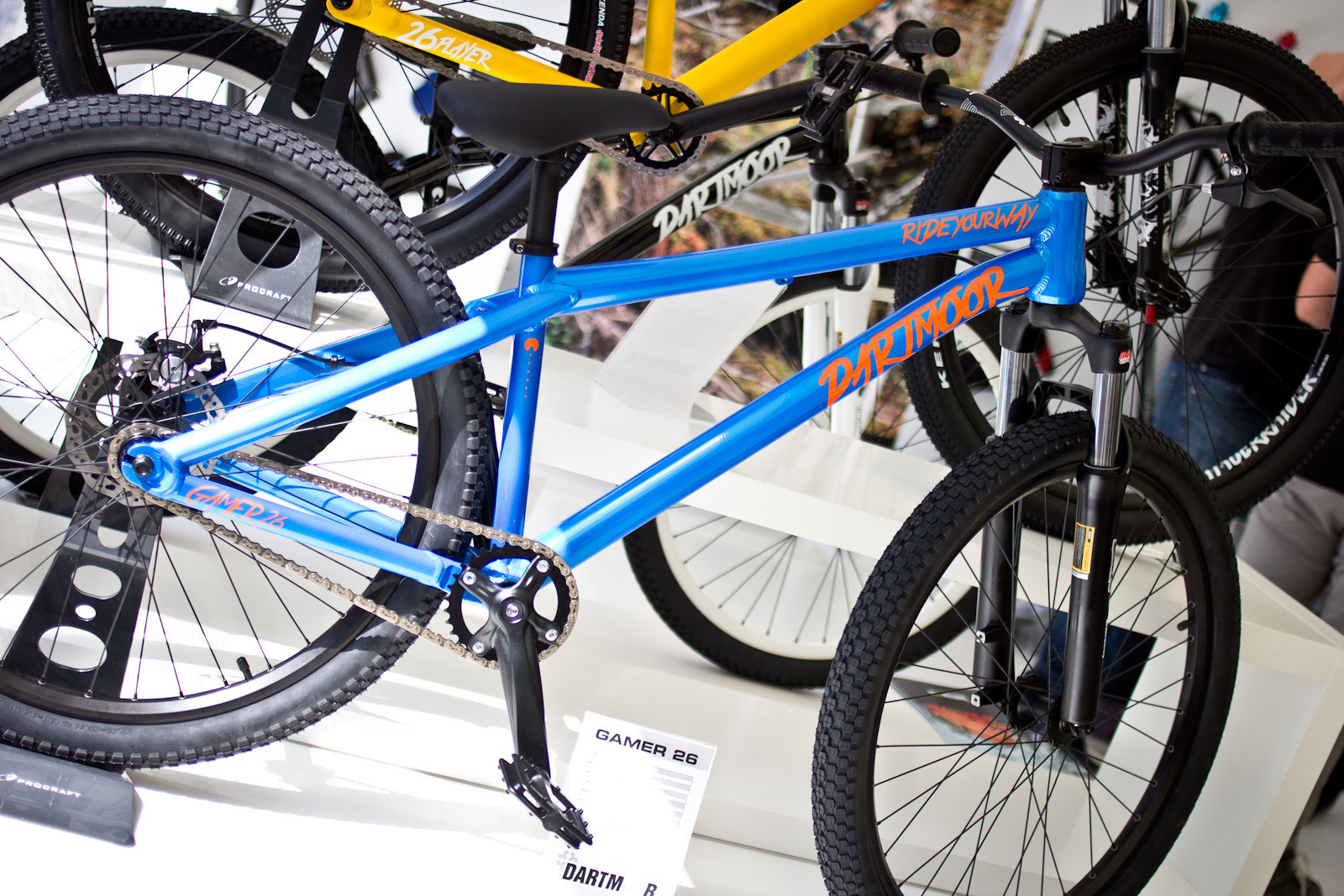 2014 Dartmoor Gamer 26 - 2014 Dirt Jump Bikes at Eurobike 2013 - Mountain Biking Pictures - Vital MTB