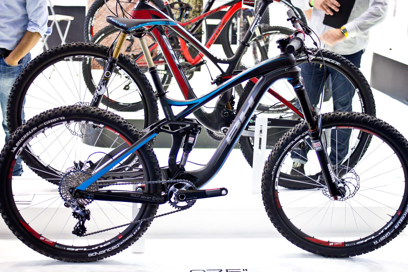 2014 BH Lynx 6 27.5 Carbon - 2014 Trail, All-Mountain & Enduro Bikes at Eurobike 2013 - Mountain Biking Pictures - Vital MTB