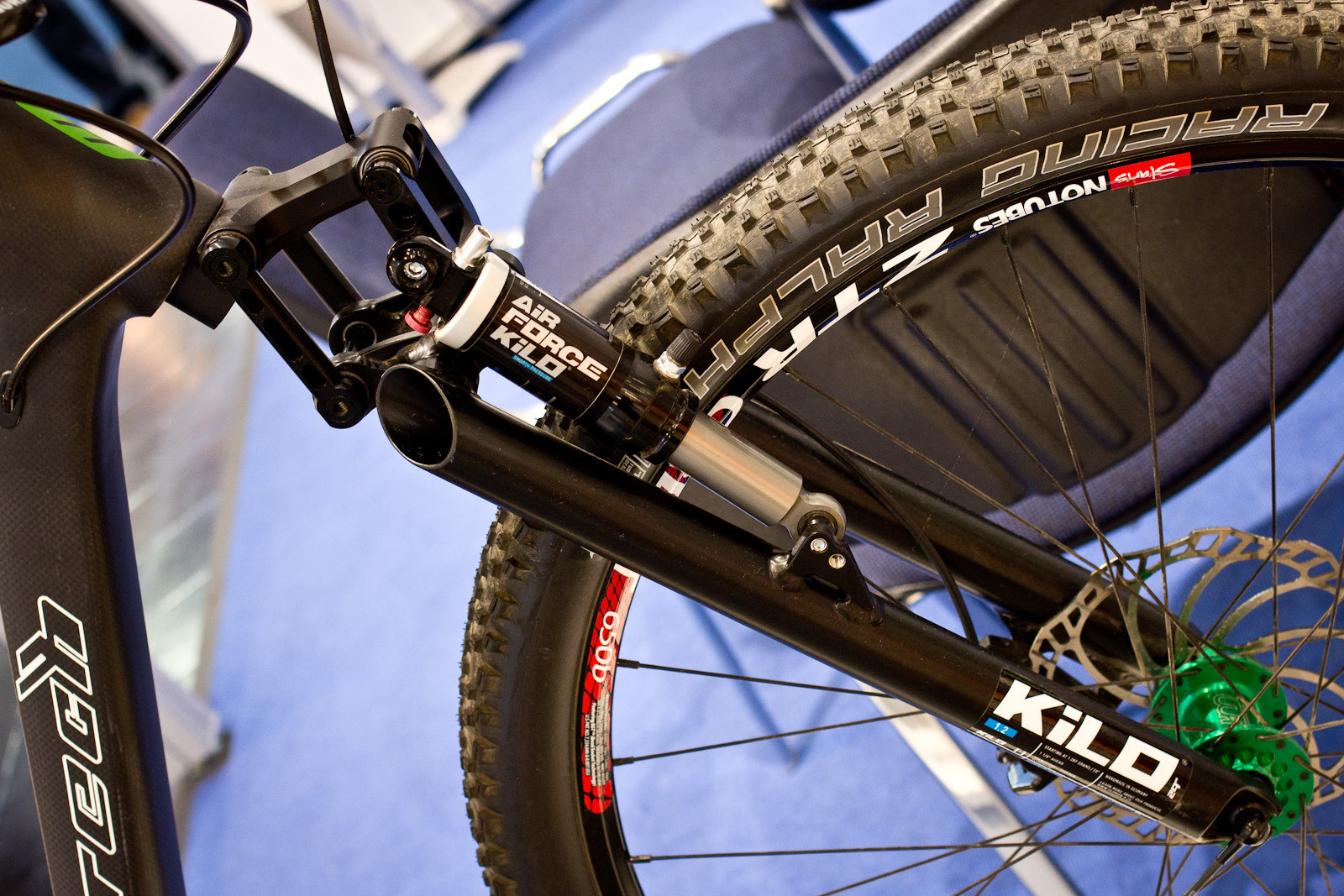 German:A Kilo Fork - 2014 Mountain Bike Components at Eurobike 2013 - Mountain Biking Pictures - Vital MTB