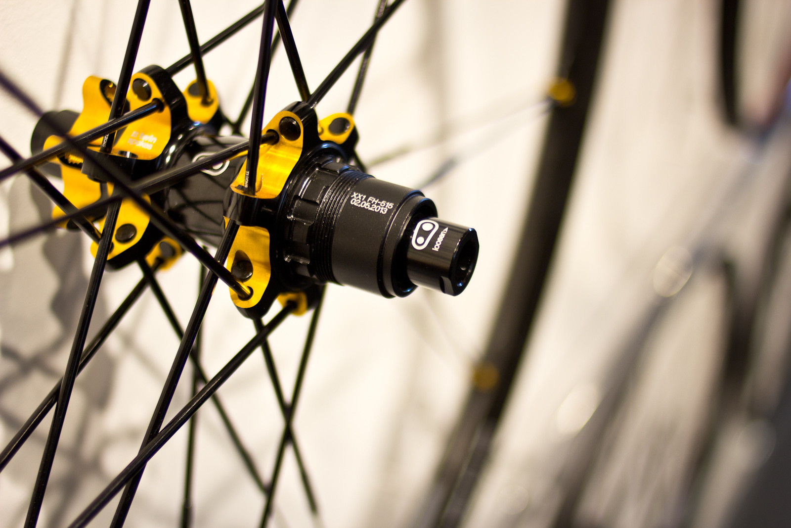 Crankbrothers Hub With XD Driver Body - 2014 Mountain Bike Components at Eurobike 2013 - Mountain Biking Pictures - Vital MTB