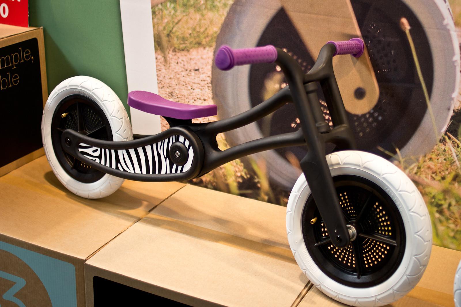 Wishbone 3-in-1: Little Bike Mode - 2014 Kids Bikes at Eurobike 2013 - Mountain Biking Pictures - Vital MTB