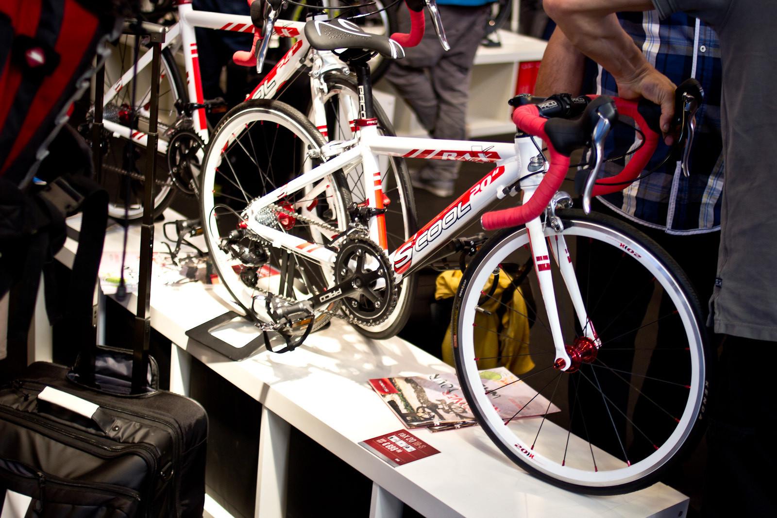 S'COOL raX Kid's Road Bike - 2014 Kids Bikes at Eurobike 2013 - Mountain Biking Pictures - Vital MTB