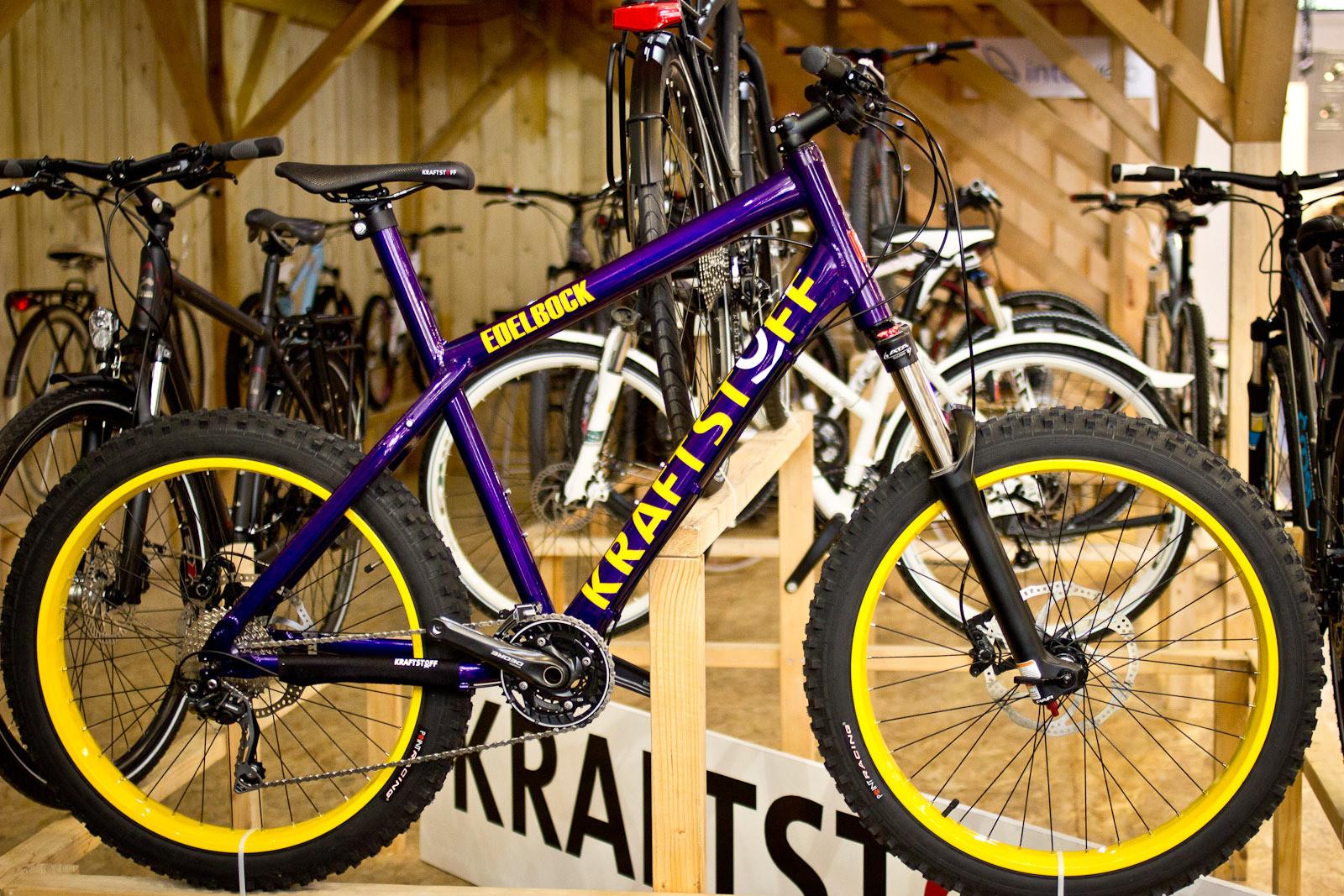 49 Fresh Trail, All-Mountain & Enduro Rides from Eurobike: This One is Shaq's Bike - 2014 Trail, All-Mountain & Enduro Bikes at Eurobike 2013 - Mountain Biking Pictures - Vital MTB