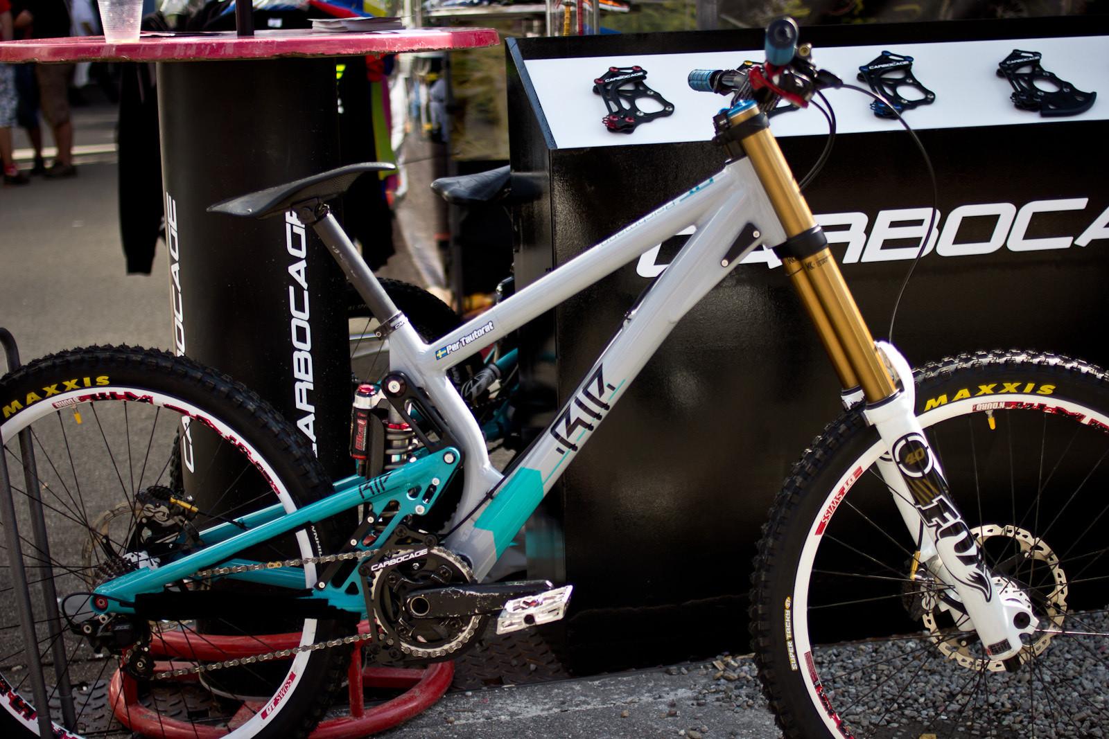 Reichmann Engineering RIP DH Bike - 2014 Downhill Bikes at Eurobike 2013 - Mountain Biking Pictures - Vital MTB
