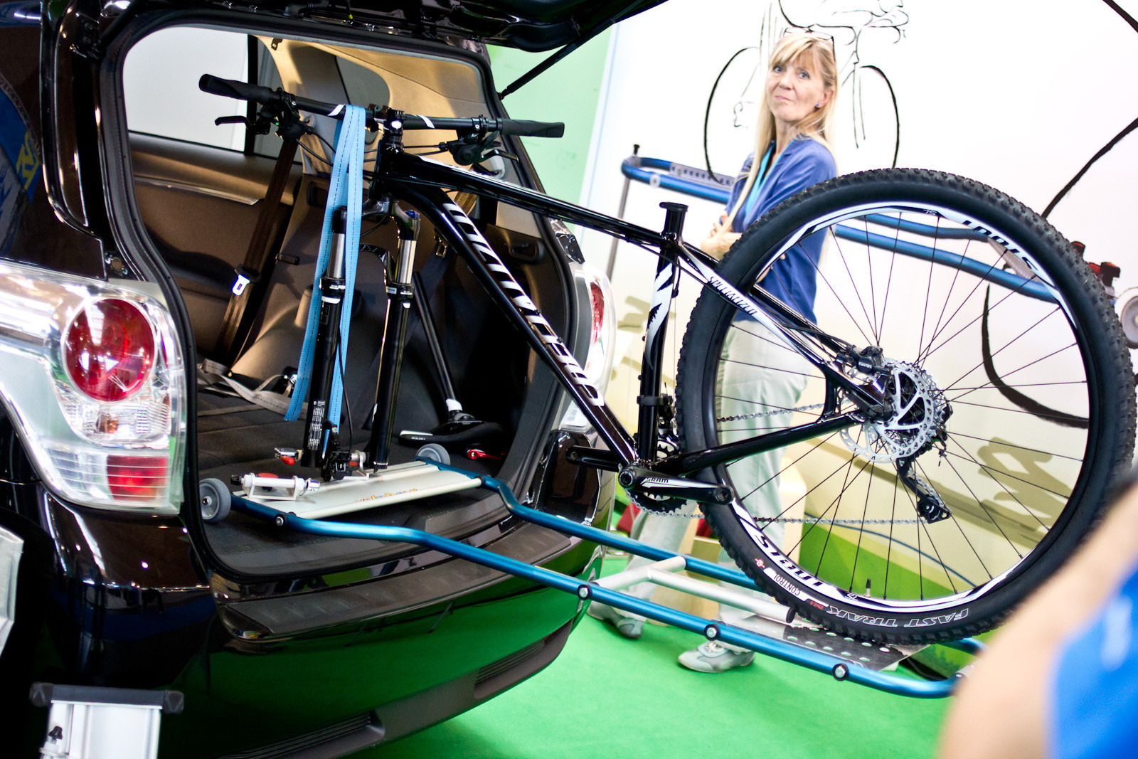 Trunk Dolly - Randoms at Eurobike 2013 - Mountain Biking Pictures - Vital MTB