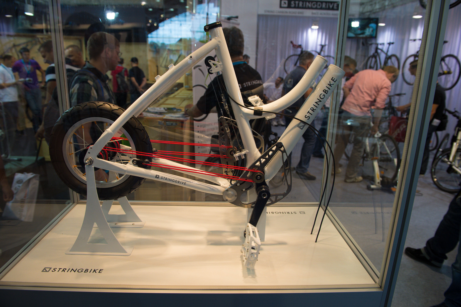 Stringdrive - Randoms at Eurobike 2013 - Mountain Biking Pictures - Vital MTB