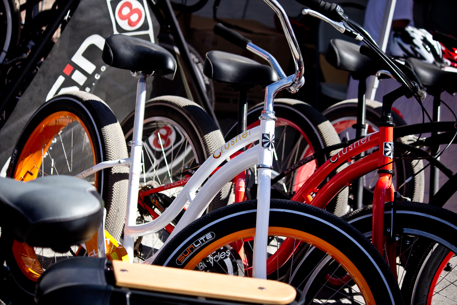 Fat Bike Cruisers - INTERBIKE: Part 1 - Outdoor Demo Rad Bits & Randoms - Mountain Biking Pictures - Vital MTB