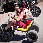 Spandex and Drift Trikes