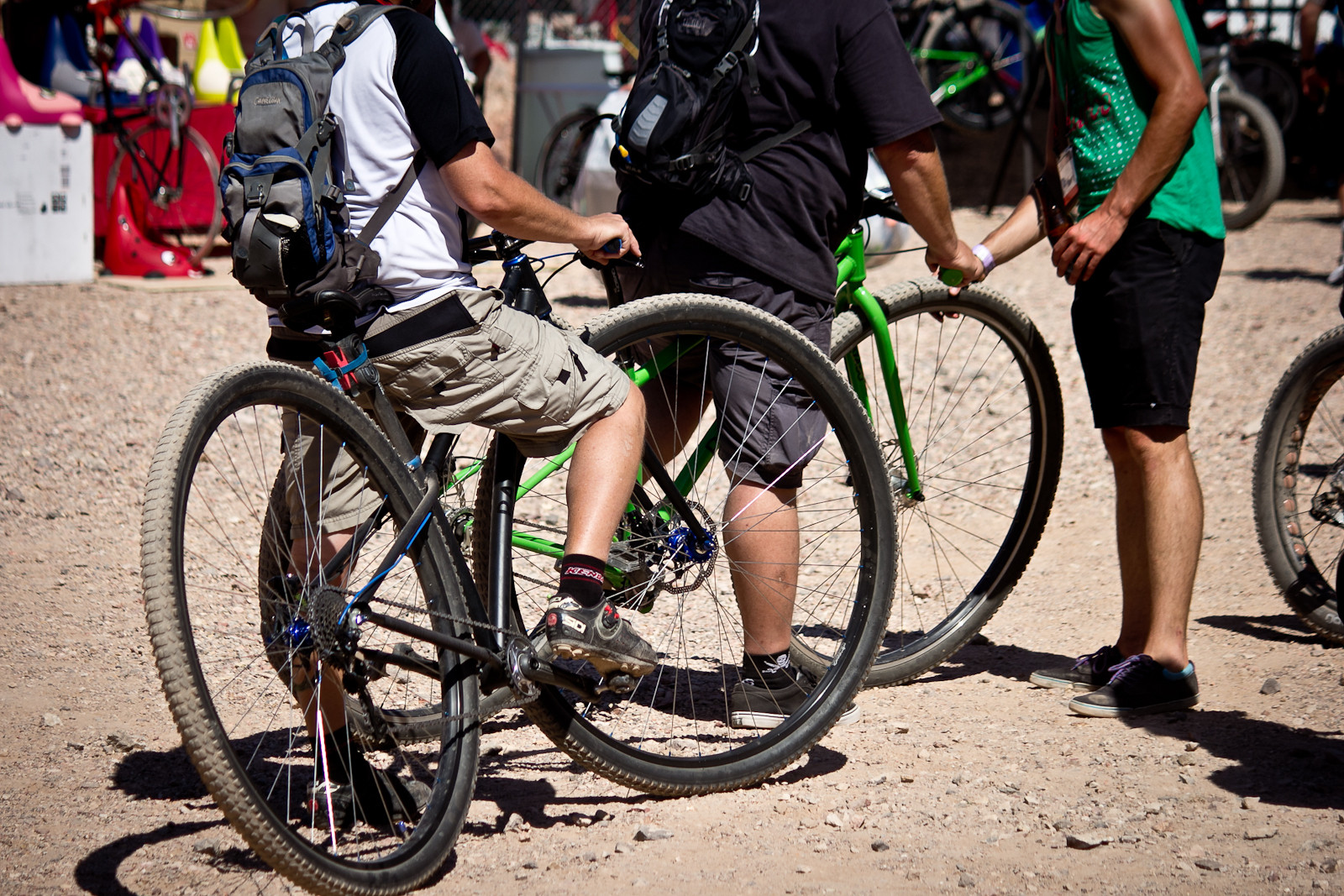 INTERBIKE: Part 1 - Outdoor Demo Rad Bits & Randoms - INTERBIKE: Part 1 - Outdoor Demo Rad Bits & Randoms - Mountain Biking Pictures - Vital MTB