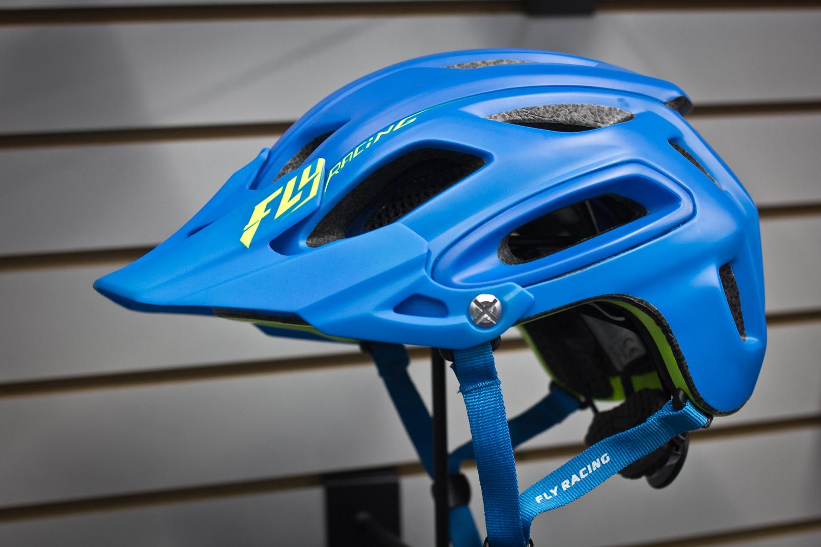 Fly Racing Freestone Helmet Interbike Part 3 Hidden