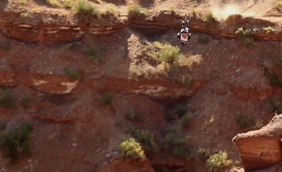 #ThrowbackThursday - Cam Zink Stomping the World's Biggest Backflip Drop - bturman - Mountain Biking Pictures - Vital MTB