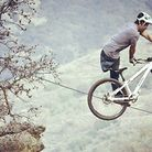 #ThrowbackThursday - Dirt Jumping with One Leg