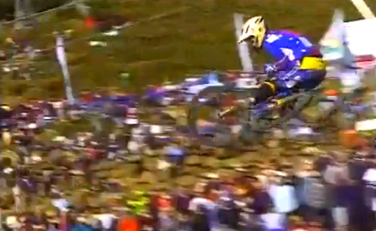 #ThrowbackThursday - Getting Rowdy in 2000, Sprung 4 World Champs Action - bturman - Mountain Biking Pictures - Vital MTB