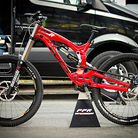 Prototype 2015 Foes FFR Downhill Bike - Sea Otter Classic