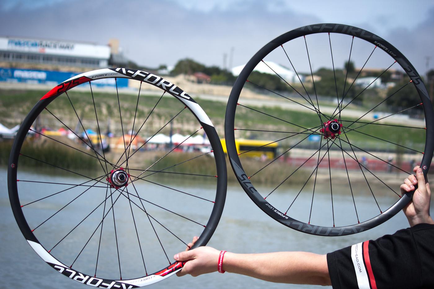 FSA MTB Wheels Coming Soon - Sea Otter Classic - 2014 Sea Otter Classic Pit Bits - Final Edition - Mountain Biking Pictures - Vital MTB