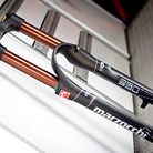 Prototype Marzocchi 350 NCR Fork - Sea Otter Classic