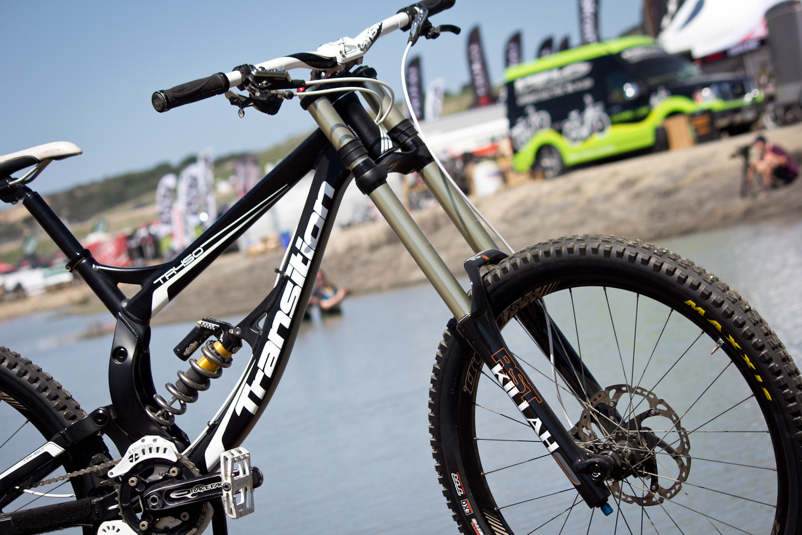 RST Killah Fork - Sea Otter Classic - 2014 Sea Otter Classic Pit Bits - 3rd Edition - Mountain Biking Pictures - Vital MTB