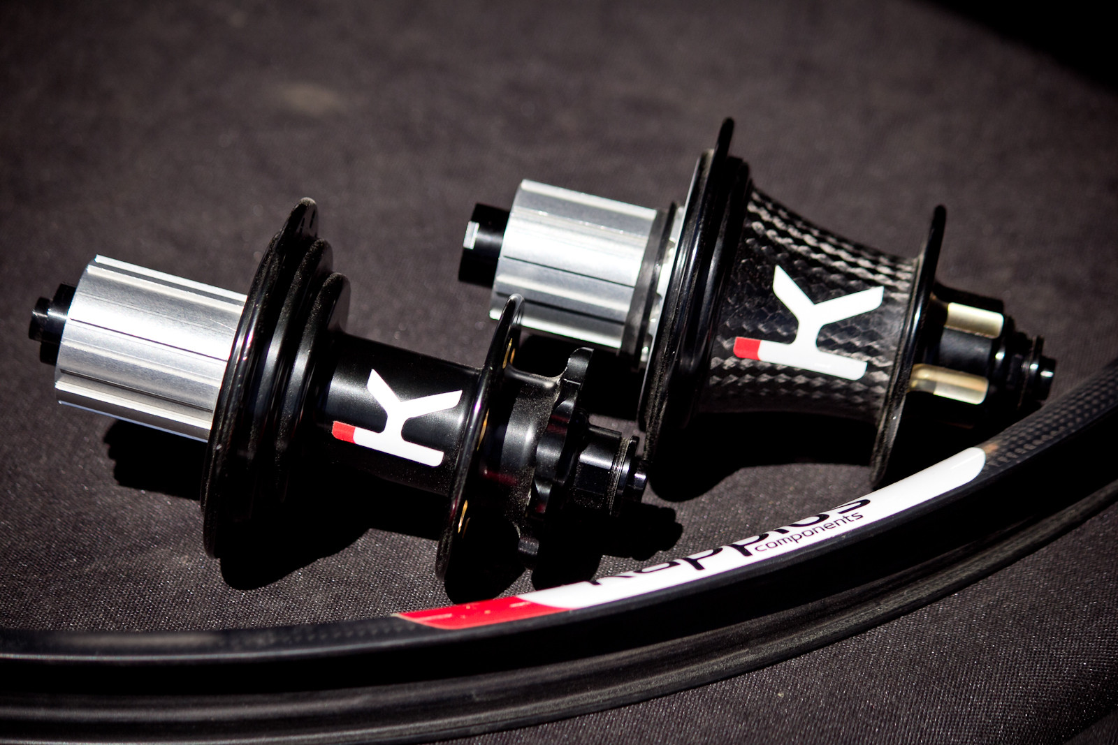 Kappius Components KH-2 and KH-1.5 Hubs - Sea Otter Classic - 2014 Sea Otter Classic Pit Bits - Final Edition - Mountain Biking Pictures - Vital MTB
