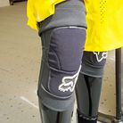 Fox Launch Enduro Knee and Elbow Guards - Sea Otter Classic