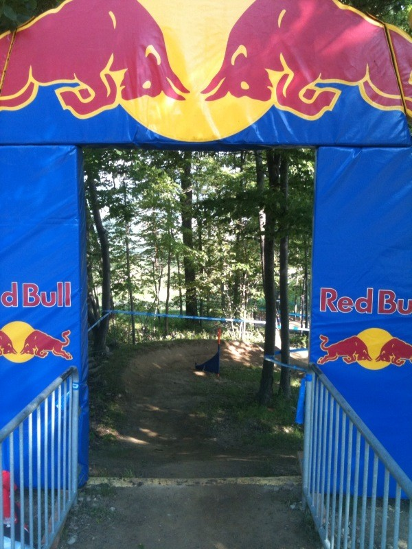 Giant Slalom at the US Open - US Open Giant Slalom from Team Geronimo - Mountain Biking Pictures - Vital MTB