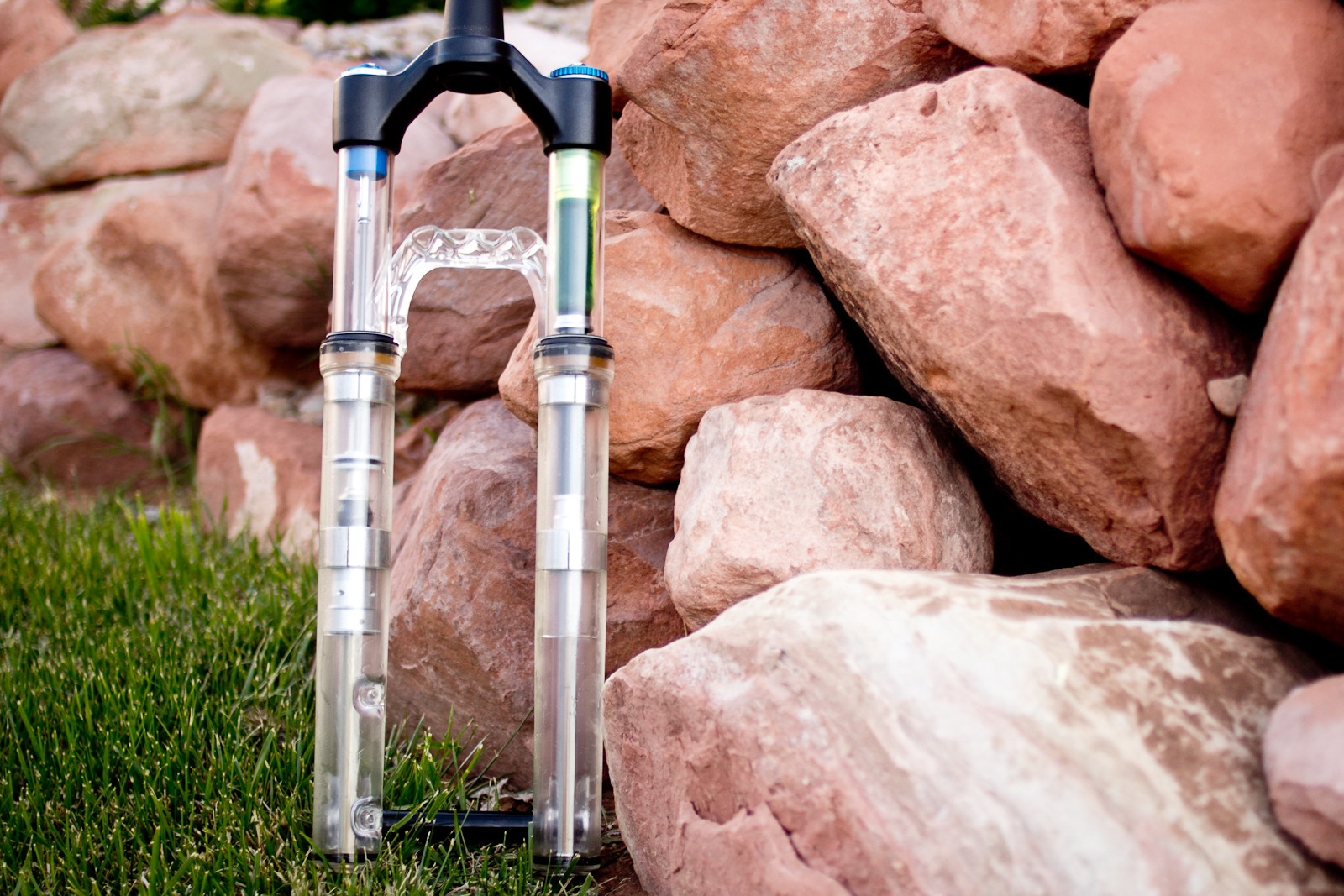 Inside The 2015 FOX 36 Float RC2 Fork - What's Inside The New 2015 FOX 36 Float RC2 Fork? - Mountain Biking Pictures - Vital MTB