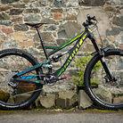Up Close: 12 Photos of Devinci's New Spartan Enduro Race Bike