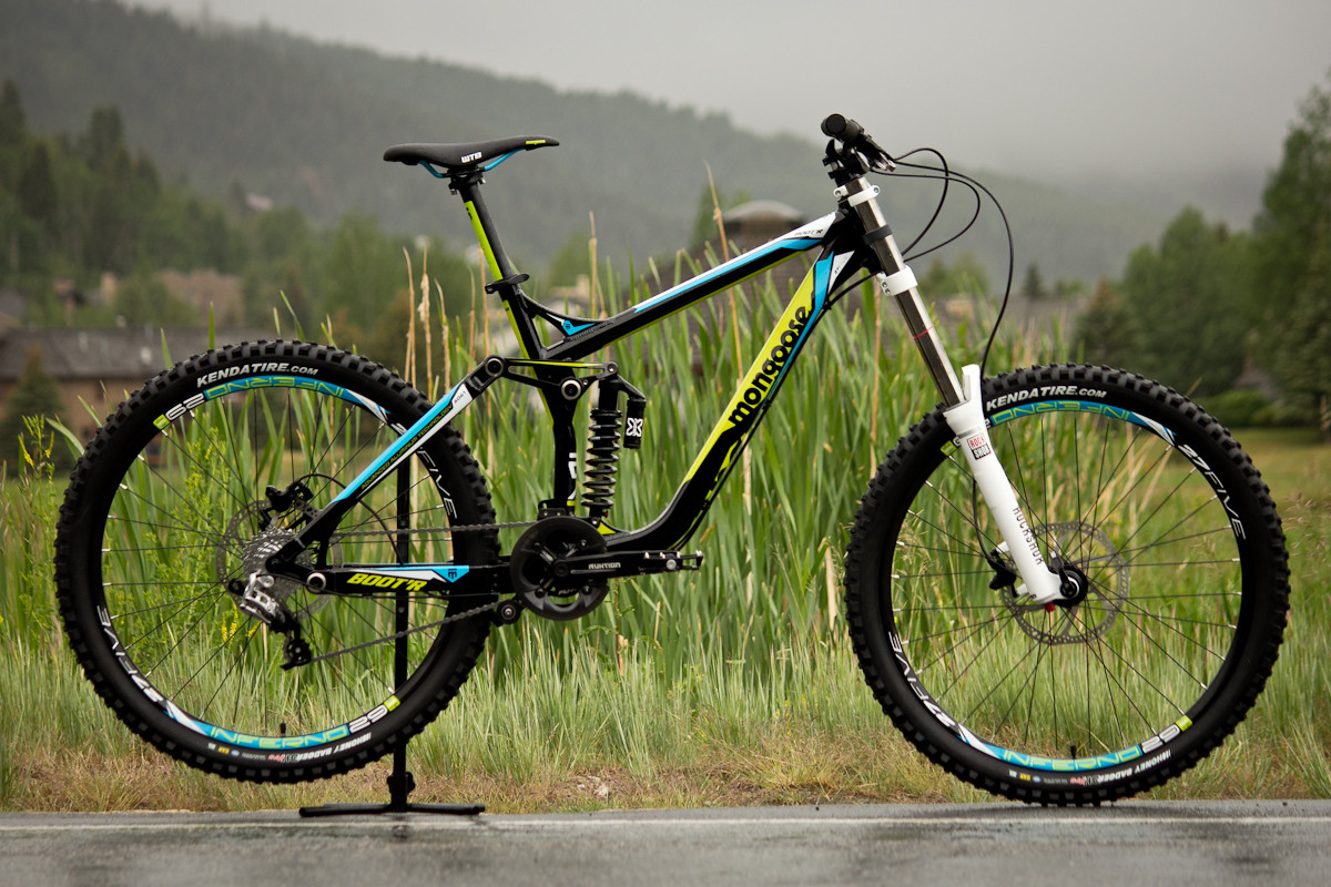 First Look: 2015 Mongoose Boot'r 27 5 - First Look: 2015 Mongoose