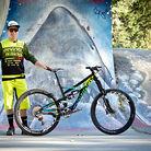 Pro Bike Check: Damien Oton's Devinci Spartan Carbon