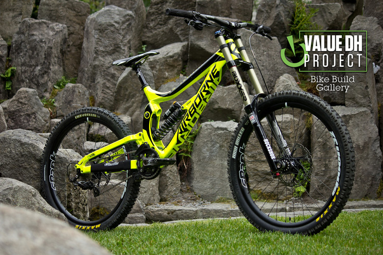 Value DH Project: Bike Build Gallery - Value DH Project: Bike Build Gallery - Mountain Biking Pictures - Vital MTB