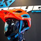 Prototype Seven iDP M2 and M1 Helmets
