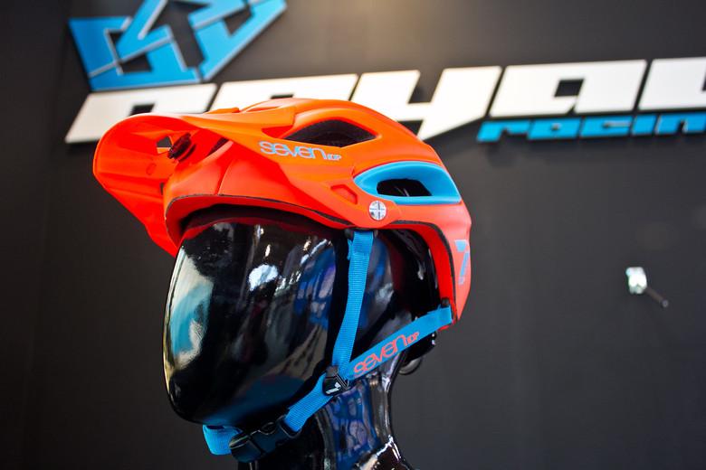 Prototype Seven iDP M2 and M1 Helmets
