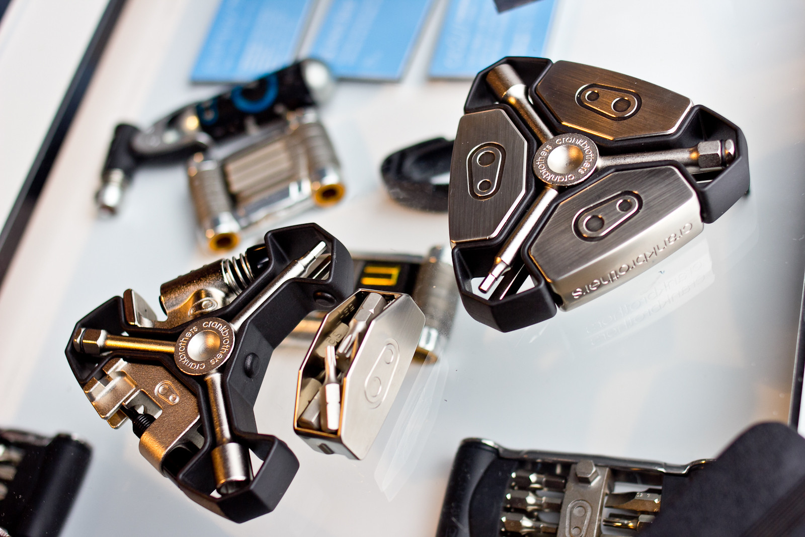 Crankbrothers Y16 And Y12 Tools 2015 Mountain Bike