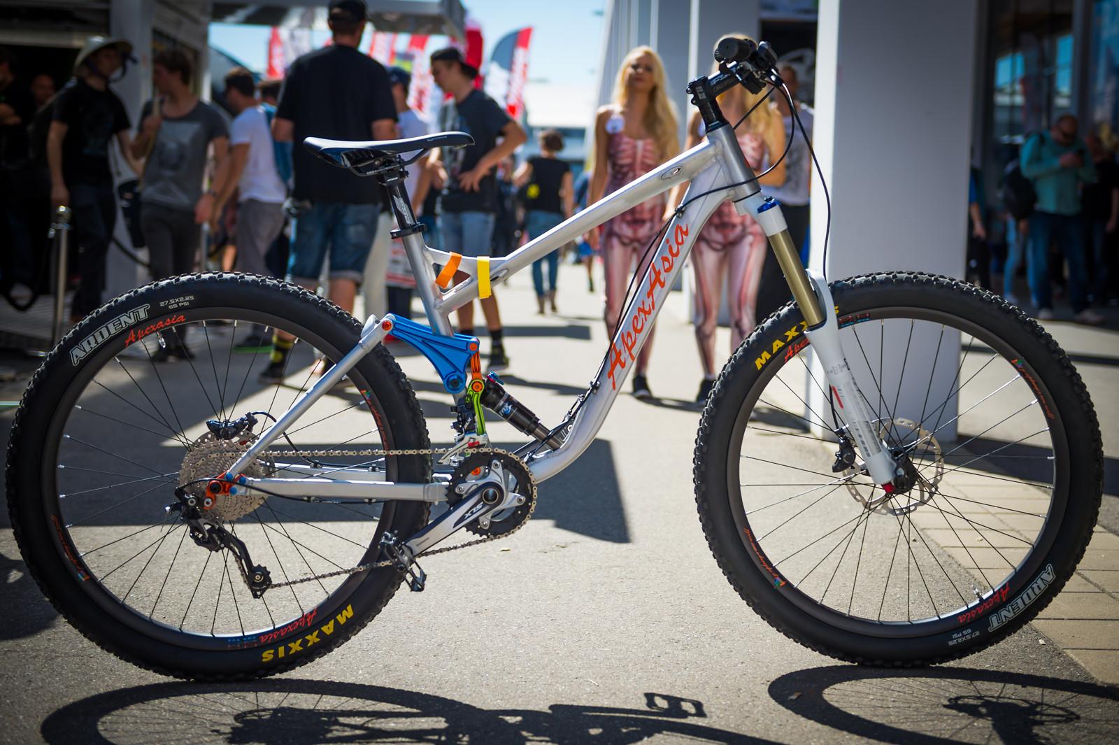 Apex Asia Project Bike - bturman - Mountain Biking Pictures - Vital MTB