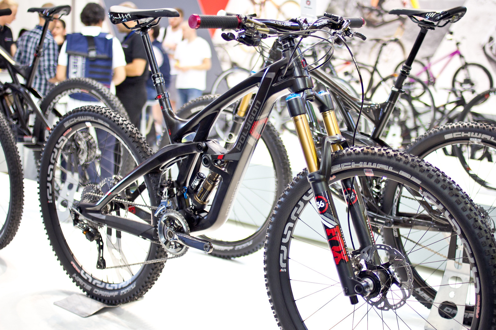 2015 Polygon Collosus N9 XTR - 2015 Trail, All-Mountain & Enduro Bikes at Eurobike 2014 - Mountain Biking Pictures - Vital MTB