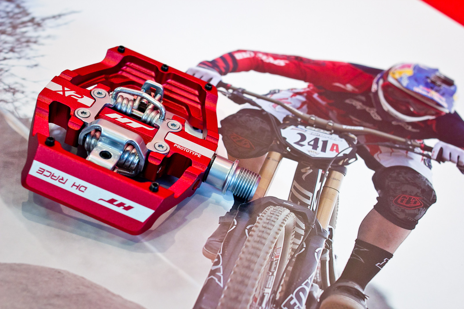 HT X1 and X2 Clipless Pedals - 2015 Mountain Bike Components at Eurobike 2014 - Mountain Biking Pictures - Vital MTB