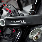 Prototype Thomson Cranks and Bash