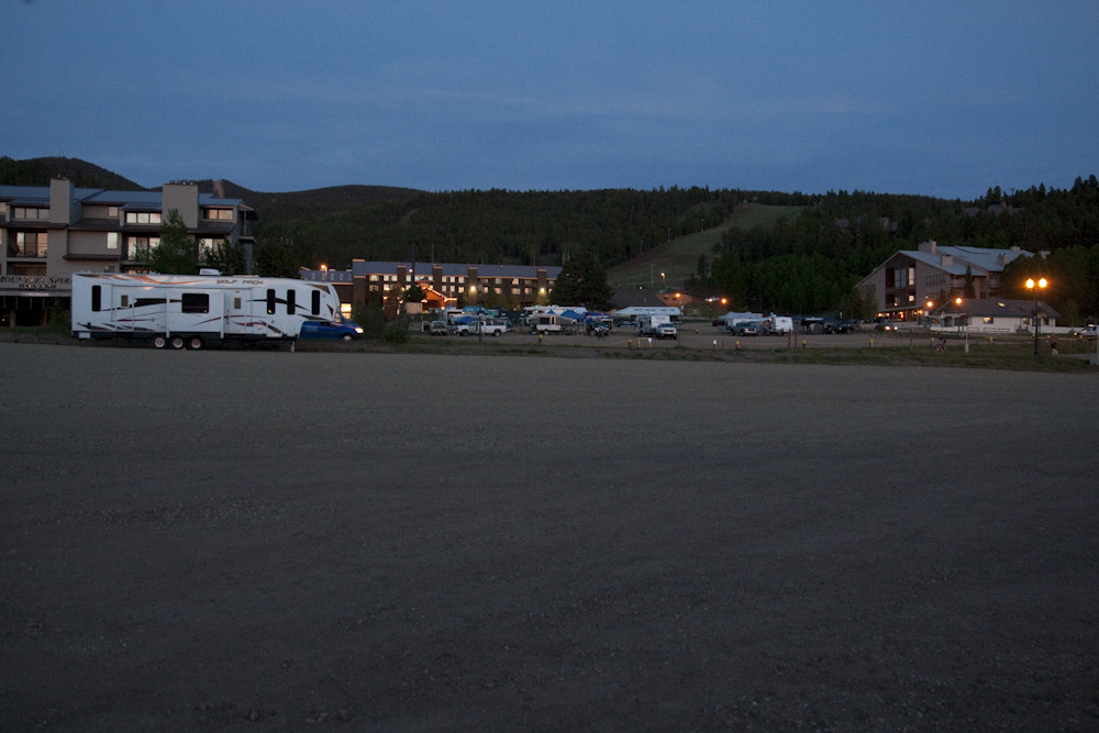 Thursday night blues - MSC Round 3 at Angel Fire, New Mexico - Mountain Biking Pictures - Vital MTB