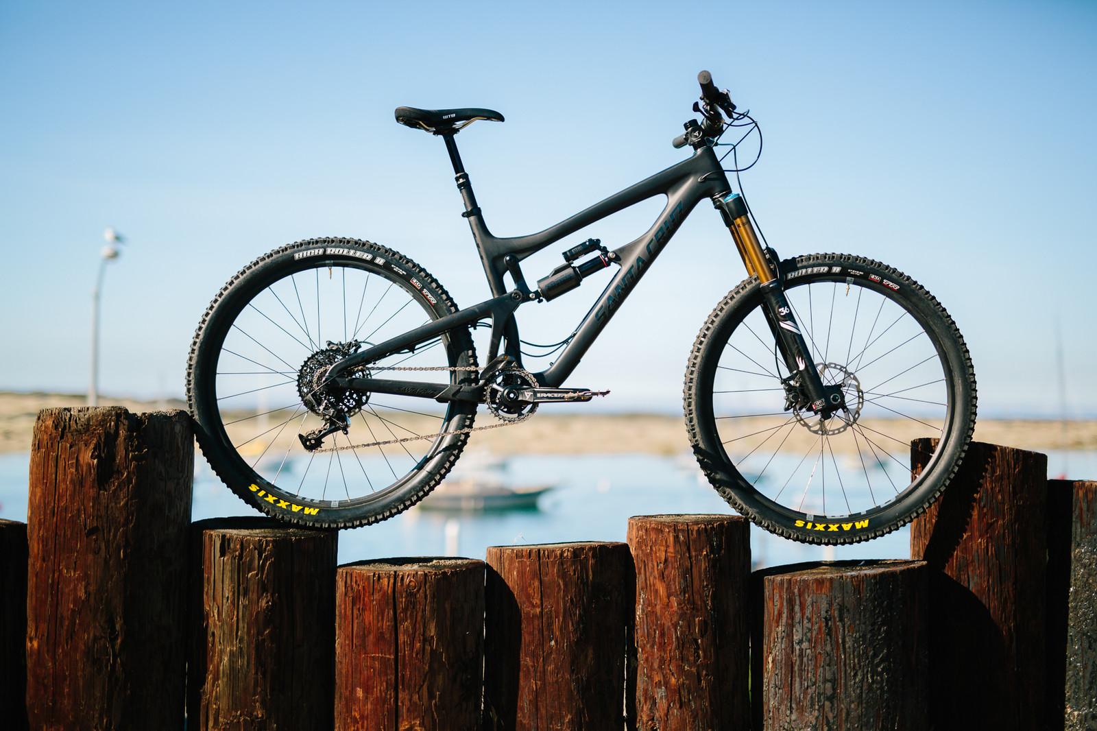2015 Santa Cruz Nomad X01 - 19 Bikes Tested - 2015 Vital MTB Test Sessions - Mountain Biking Pictures - Vital MTB