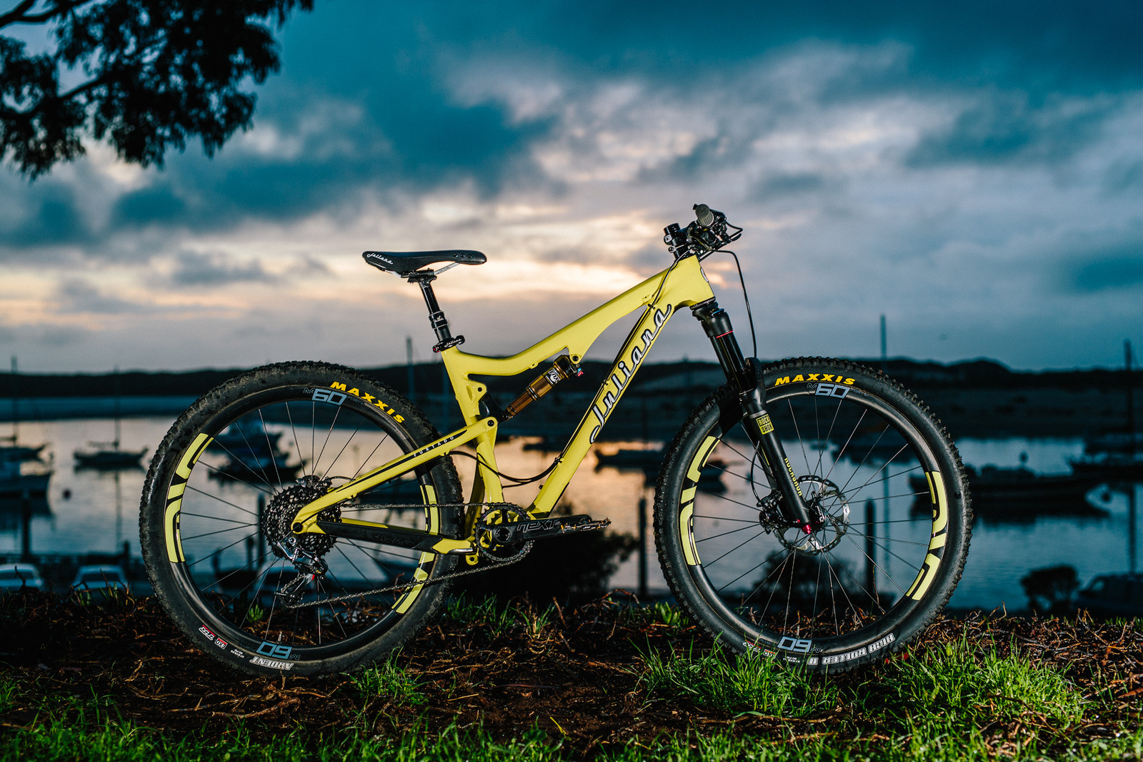 2015 Juliana Furtado - 19 Bikes Tested - 2015 Vital MTB Test Sessions - Mountain Biking Pictures - Vital MTB
